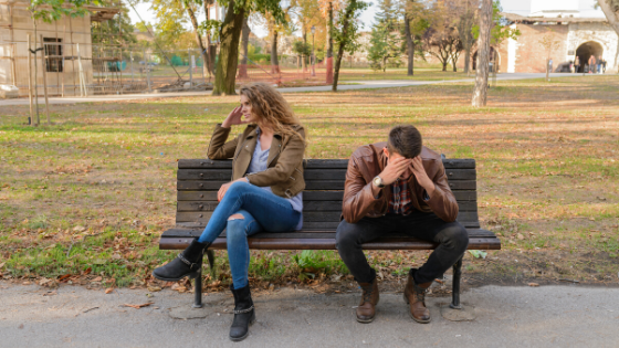 How to overcome shame within a relationship